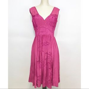 Tracy Reese Silk Cocktail Dress