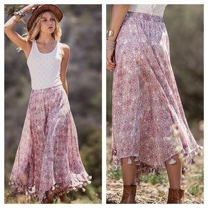 ASTARS Strawberry Fields Forever Skirt NWT