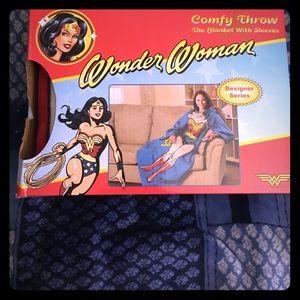 Wonder Woman throw❤️