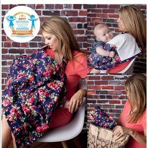 Other - Floral Nursing Cover