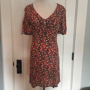 Reformation Floral Dress Sz 4P