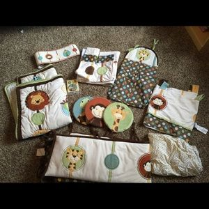 Other - Complete baby crib set