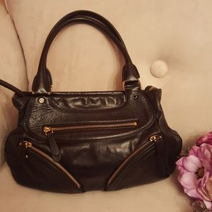 Cole Haan leather handbag