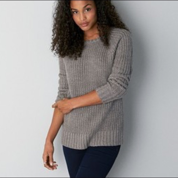 eb1eb61a18e2d American Eagle Outfitters Sweaters | Aeo Oversized Jegging Sweater ...