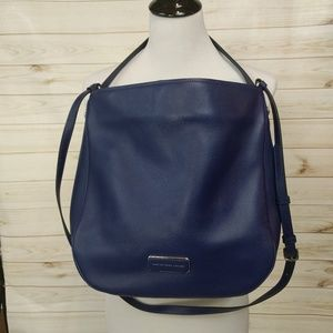 Marc by Marc Jacobs blue hobo crossbody