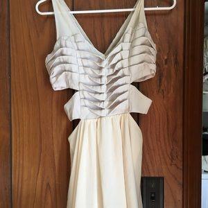 Finders keepers flowy dress