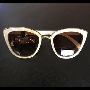 Steve Madden Cat Eye Sunglasses