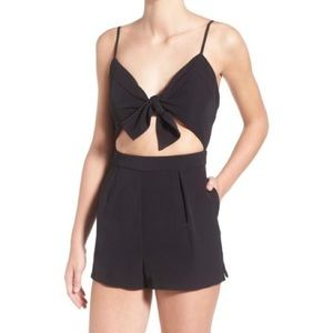 Kendall & Kylie Bow Front Romper *NEW*