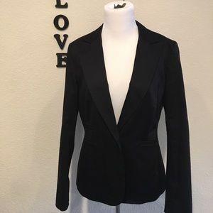 Nine West Black Suit Blazer