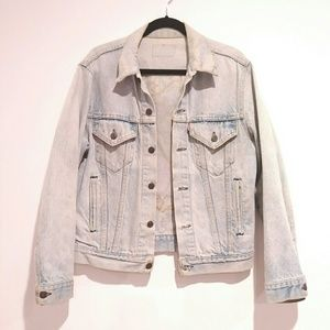 LEVI'S MADE IN USA VINTAGE JEAN JACKET BARBARA