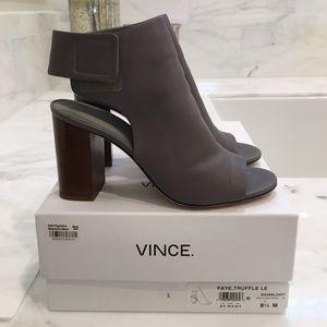 Vince Faye Truffle LE sandals