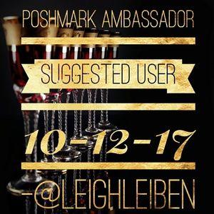 Other - 🎉🥂I'm a Poshmark Ambassador!🥂🎉
