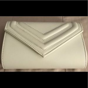 Clutch Purse with Detachable Strap