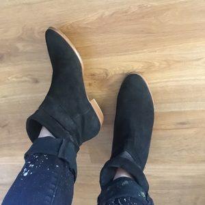Sigerson  Morrison black ankle boots 10