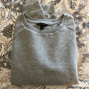 Banana Republic Tops - BANANA REPUBLIC Ribbed Sweatshirt