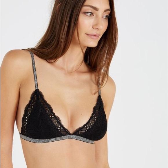 95371e9a7d8a9 Cotton On Intimates & Sleepwear | Body Audrey Lace Bralette | Poshmark