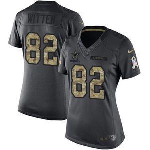 NWT Nike Dallas Cowboys #82 Jason Witten Jersey
