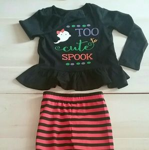 Girls Halloween Outfit