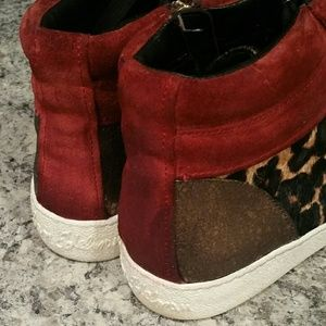 32943bad07ee28 Sam Edelman  Britt  High Top Sneaker ...
