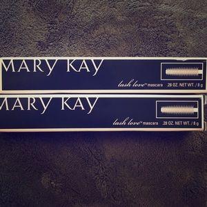 Mary Kay lash love- Brown