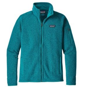 Patagonia Better Sweater Teal