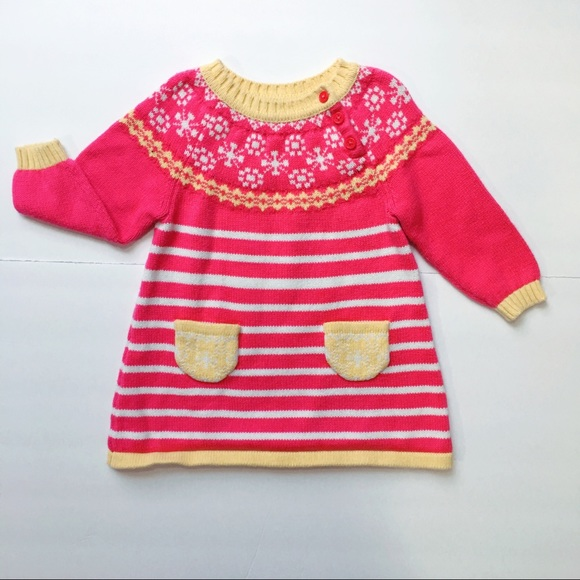 fe106a65b4 Hanna Andersson Other - HANNA ANDERSSON Sweater Dress