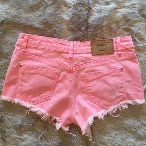 Zara shorts! Like new!