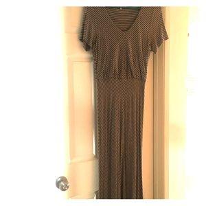 Monteau bodycon maxi dress