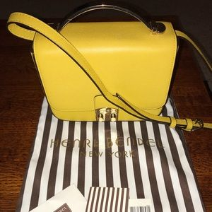 Genuine henri bendel Stella crossbody