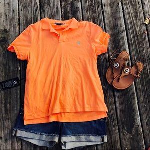 Polo Ralph Lauren Orange XL