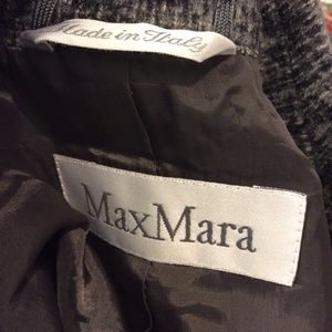 MaxMara Jackets & Coats - MAXMARA wool Skirt SUIT US 8