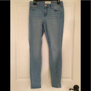 Rachel Roy Light Blue Denim Skinny Jeans-Size 28