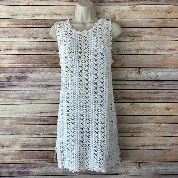 Free People Swim Fp Beach Crochet Knit Cover Up 274 Poshmark