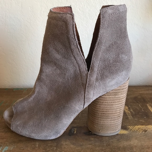 f6b6f27a283a Jeffrey Campbell Shoes - JEFFREY CAMPBELL OATH INFINITY HEEL BOOT 9.5 TAN