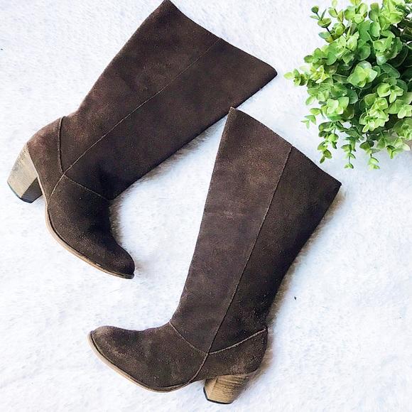 Steven Madden Leather Alaskan Boots