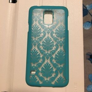 "Accessories - Samsung Galaxy S5 ""lace"" case"