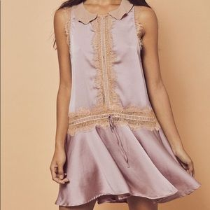 For Love and Lemons Soliana Nightgown