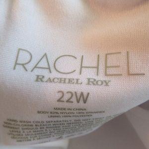 59cf7c197b07a RACHEL Rachel Roy Swim - Rachel Roy Cut Out Tie Dyed Swimsuit SW20104