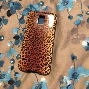 Accessories - Samsung Galaxy S5 leopard print case