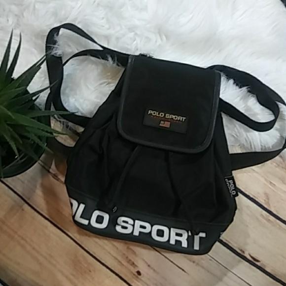 e47f846832 Mini Vintage Polo Sport Backbag. M 59e004a39c6fcf0d0e0023ad