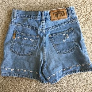 (KIDS) Limited Too high waisted shorts