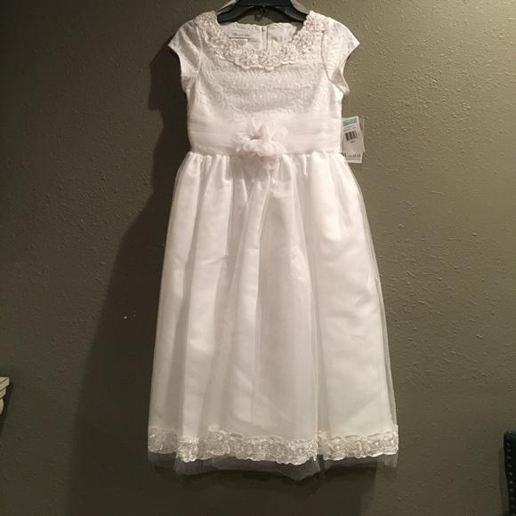 43e2f76bed7 Bonnie Jean Dresses | Girls Sz 8 Sequin Dress | Poshmark