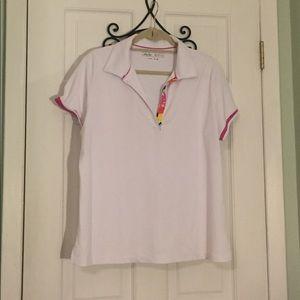 Dry Fit Lady Hagen Golf Shirt