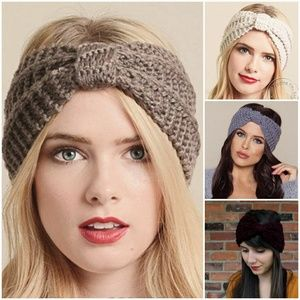 Accessories - Knit Knot Headband