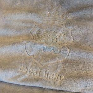 Barefoot Dreams baby blanket
