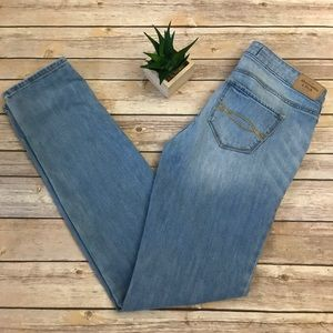 Abercrombie & Fitch Skinny Light Wash Jeans🌺
