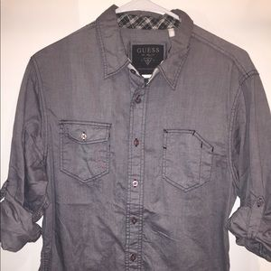 Guess Shirts - Guess long sleeve button up