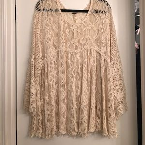 Free People Top / Cover Up
