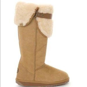 Emu Women's knee high wool boots