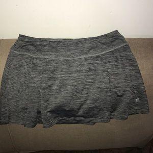 Pants - Grey skort